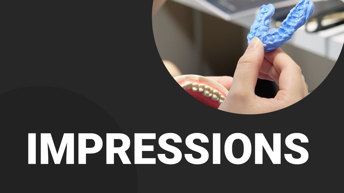 Impressions Dental Training Videos